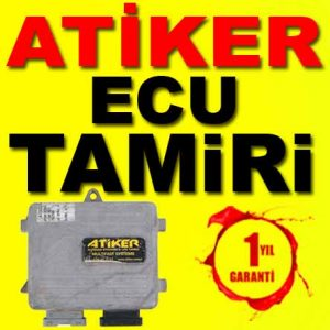 Atiker Lpg Ecu Tamiri