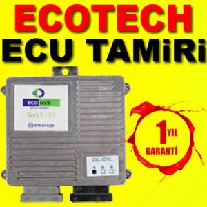 Ecotech Ecu Tamiri