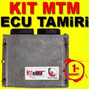 Kit Mtm Ecu Tamiri