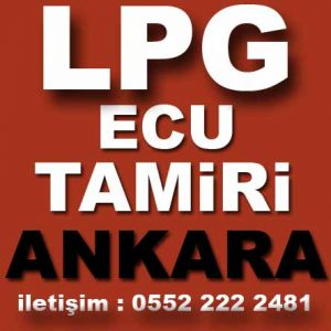 Lpg Ecu Tamircisi
