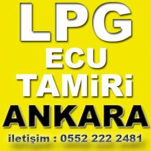 Lpg Ecu Tamiri Yozgat