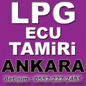 Lpg Ecu Tamiri balgat