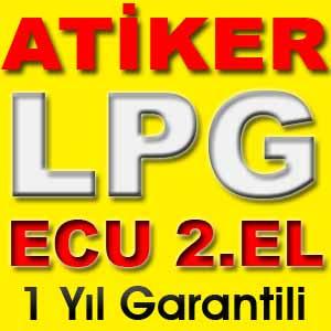 Atiker LPG 2.el Çıkma