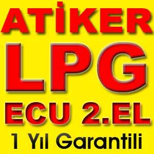 Atiker LPG Eculeri 2.el çıkma