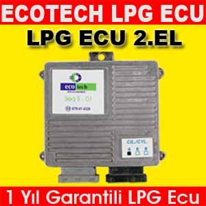 Ecotech LPG Ecu 2.el