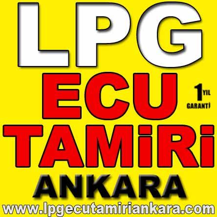 Ecu Tamiri Ankara LPG
