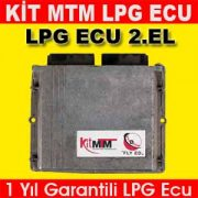 Kit mtm LPG Ecu 2.el