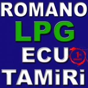 LPG Ecu beyni Tamiri