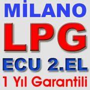 Milano LPG ecu 2.el