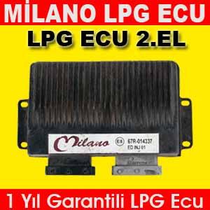 Milano LPG ecu