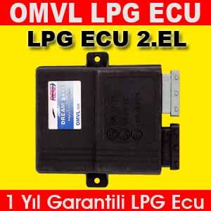 Omvl LPG ecu