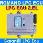 Romano LPG ecu 2.el