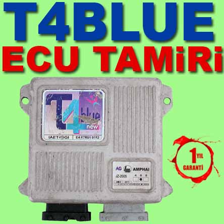T4blue Ecu Tamiri