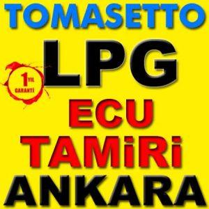 Tomasetto Ecu Tamiri Ankara