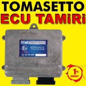 Tomasetto LPG Ecu Tamiri
