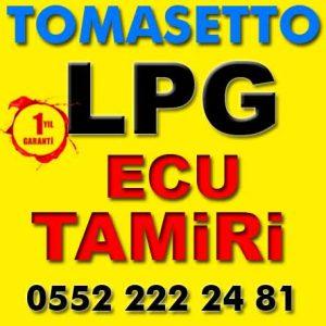 Tomasetto SGI LPG Ecu Tamiri