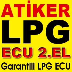 Atiker LPG Multifast Ecu 2.el