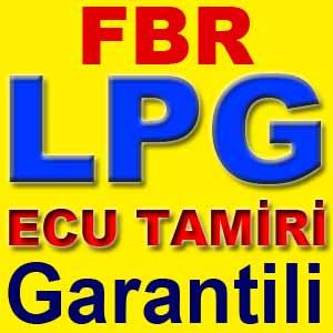 FBR LPG Ecu Beyin Tamiri