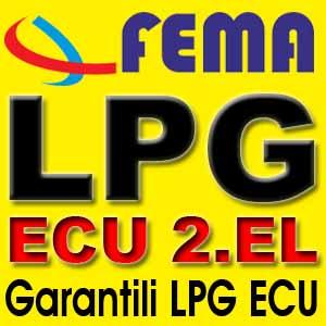 Fema LPG ecu 2.el Çıkma