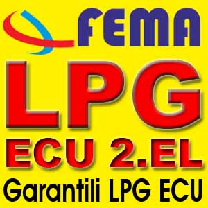 Fema LPG ecu 2.el