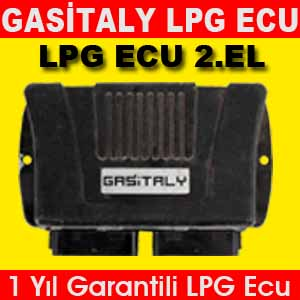 Gasitaly LPG Ecu