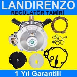Landirenzo Regülatör Tamiri