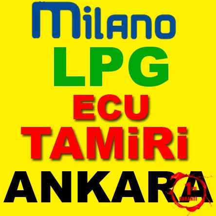 Milano Lpg Ecu Tamiri Ankara