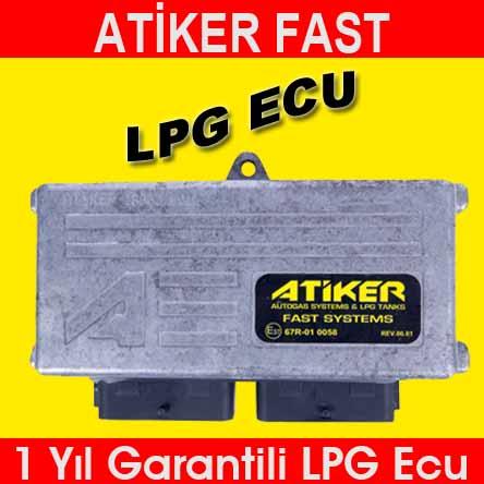 Atiker Fast Ecu