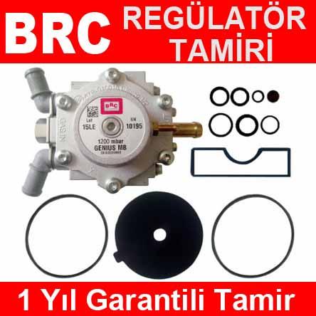BRC Genius Regülatör Tamiri