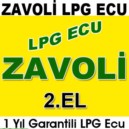 Ecu Zavoli LPG 2.EL