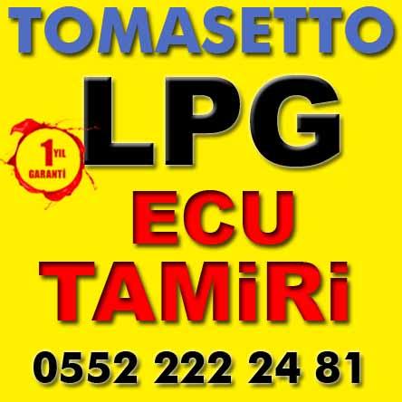 LPG Ecu Tamiri Tomasetto