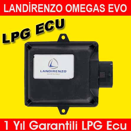 Landirenzo Omegas Evo Ecu