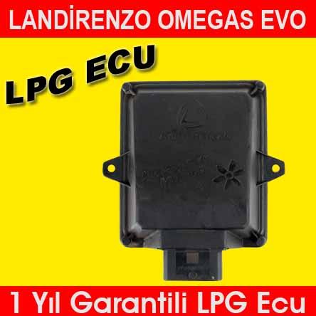 Landirenzo Omegas Evo LPG Ecu