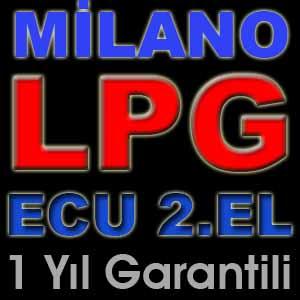 Milano LPG ecu Beyni