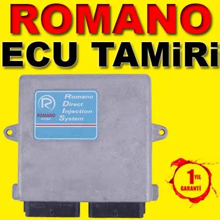 Romano Ecu Tamiri 4-6-8 Silindir