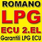 Romano LPG Ecu 2.el Ankara