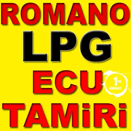 Romano Otogaz Ecu Tamiri