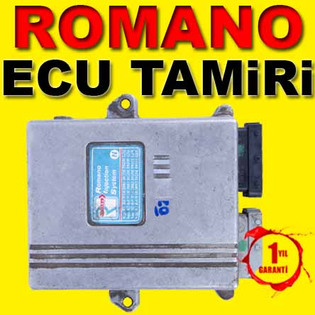 Romano Rins Ecu Tamiri Ankara