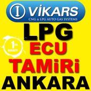 Vikars LPG Ecu Tamiri Ankara