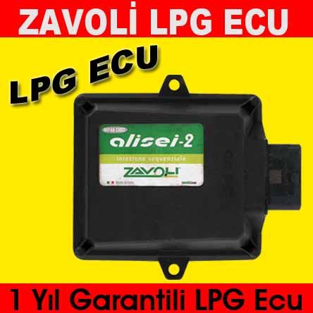 Zavoli Alisei-2 LPG Ecu