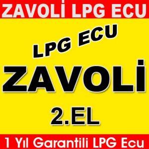 Zavoli Alisei LPG Ecu