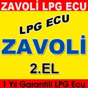 Zavoli LPG Ecu Çıkma