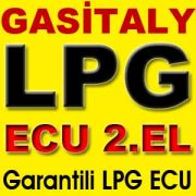 Gasitaly LPG Ecu 2.el