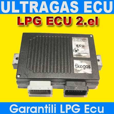 Ultragas LPG ecu
