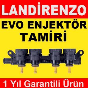 Landirenzo Evo Enjektör Tamiri